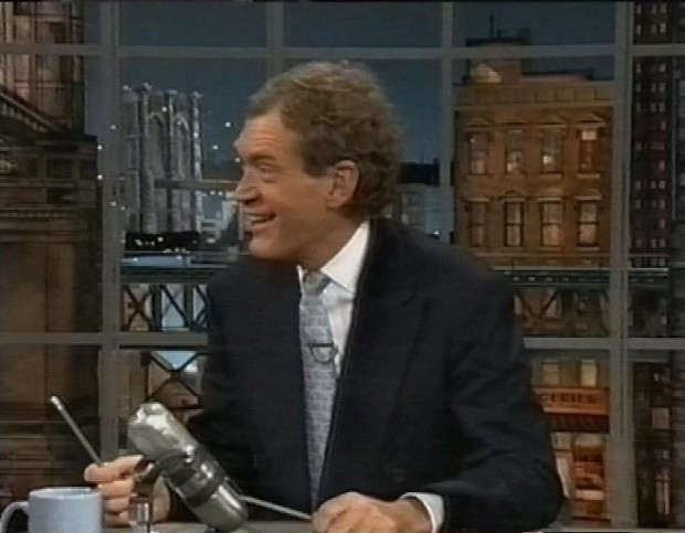 The Late Show With David Letterman - The Outer Limits - tape 1690