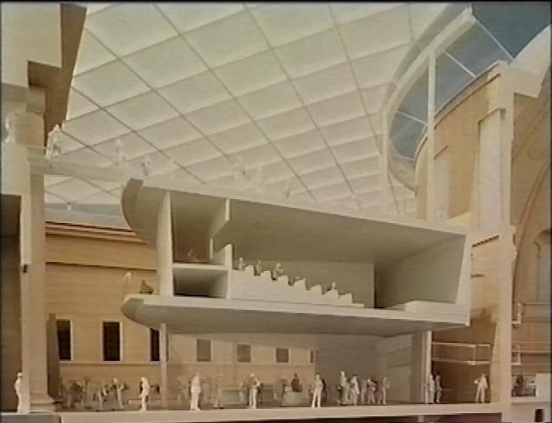 British Library Plans