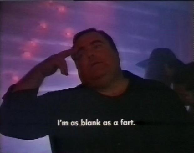 I'm Blank as a Fart