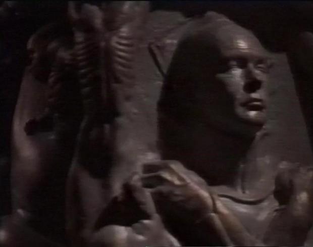 Pinhead Sculpture