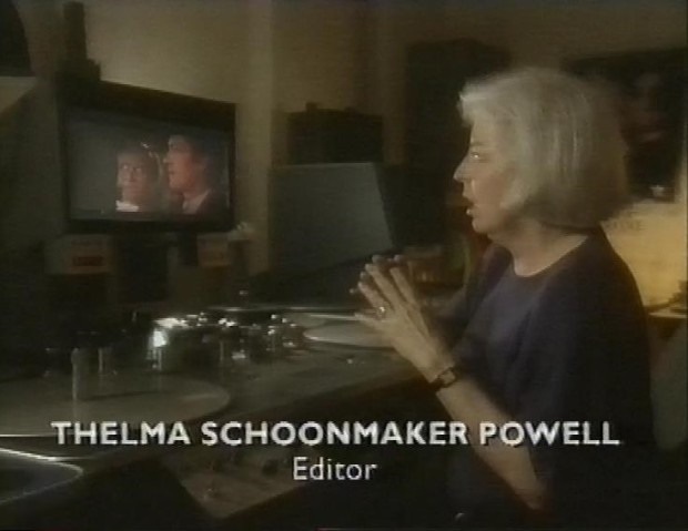 Thelma Schoonmaker Powell