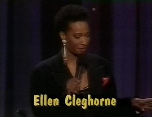 Ellen Cleghorne