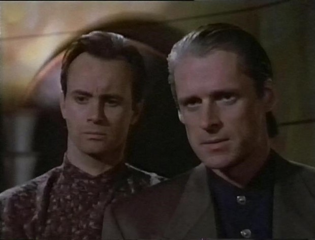 Jeffrey Combs and Gregory Martin