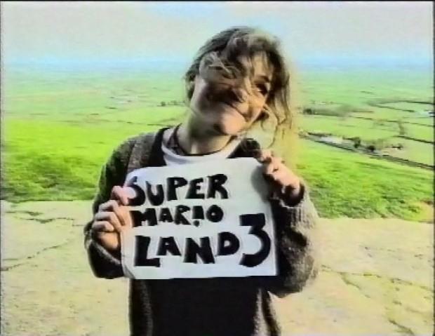 Jules on Super Mario Land 3