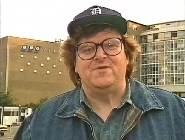 Michael Moore at TVC