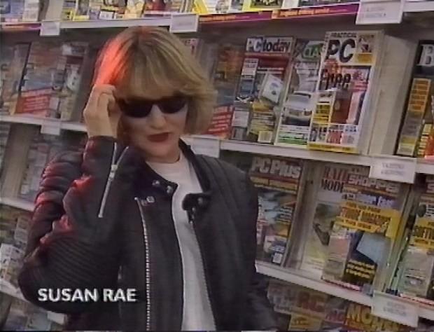 Susan Rae