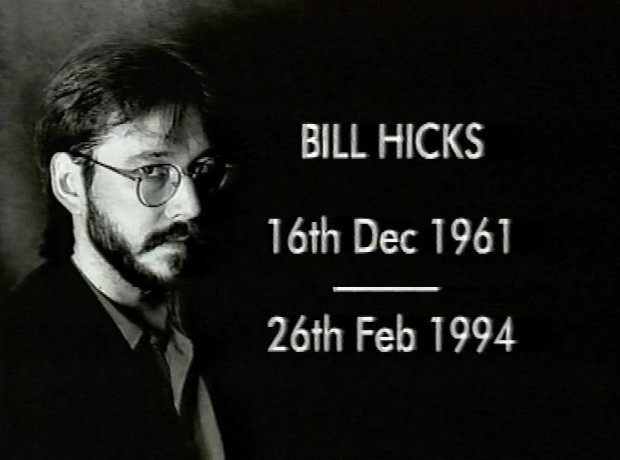 thirtysomething - Bill Hicks - It's Just A Ride - Bill Hicks - Revelations - Equinox - tape 1797
