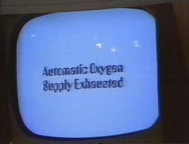 Automatic Oxygen Supply Exhausted