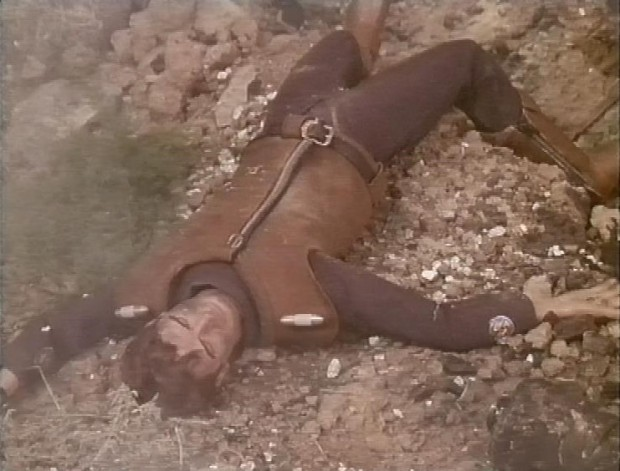 Captain Scarlet Accident