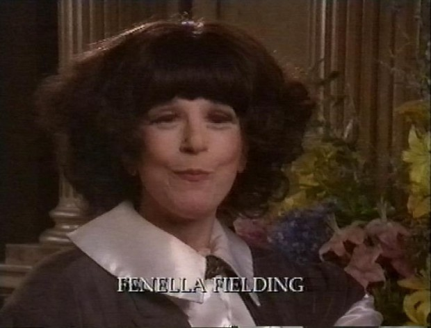 Fenella Fielding