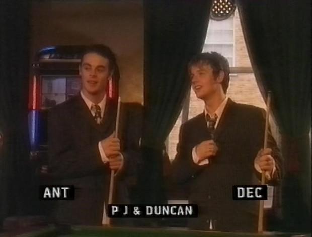 Ant n Dec