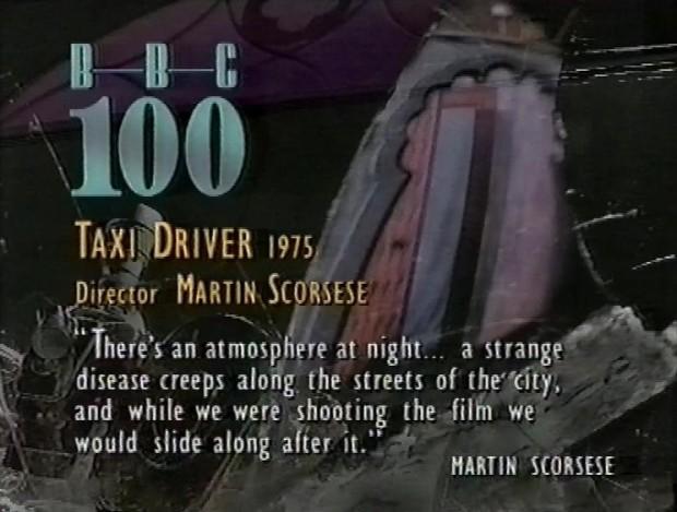 BBC 100 Taxi Driver