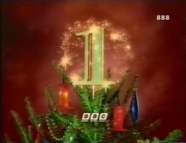 BBC1 Christmas Ident 1995