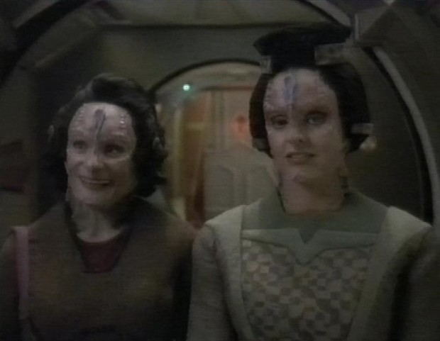 Cardassian Scientists