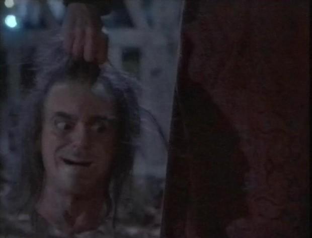 Christopher Lloyd's Head