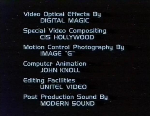Computer Animation John Knoll