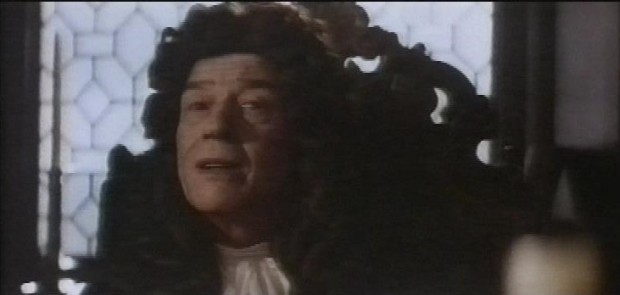 John Hurt in Rob Roy