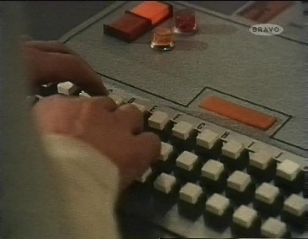 More unlabelled keyboards