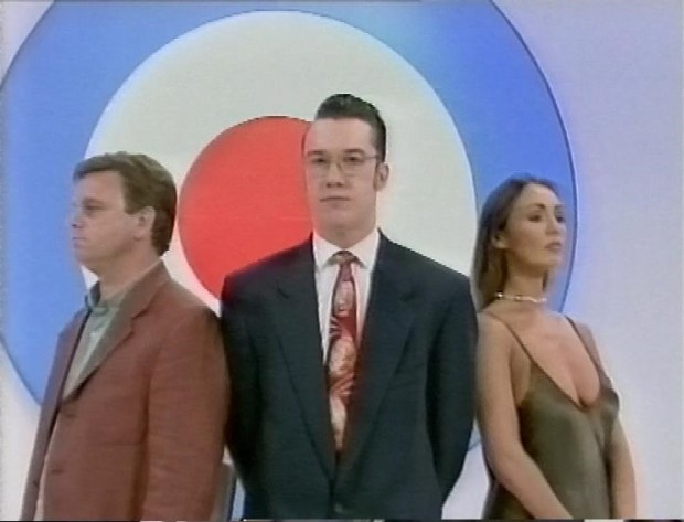 Norman Hale, Mark Lamarr, Cathy Lloyd