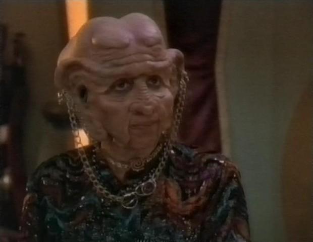 Quark's Mother