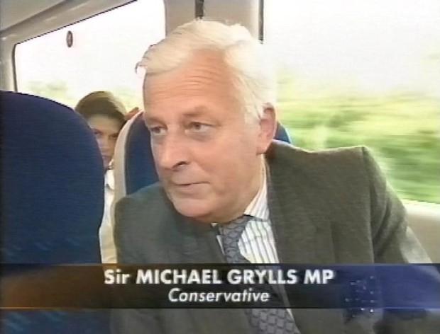 Sir Michael Grylls