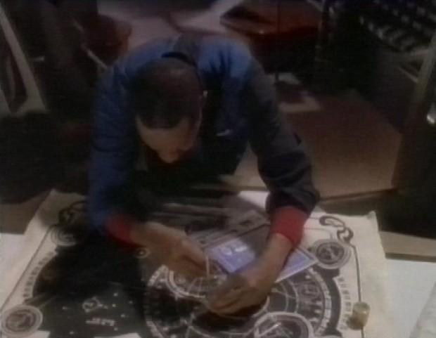 Sisko the explorer