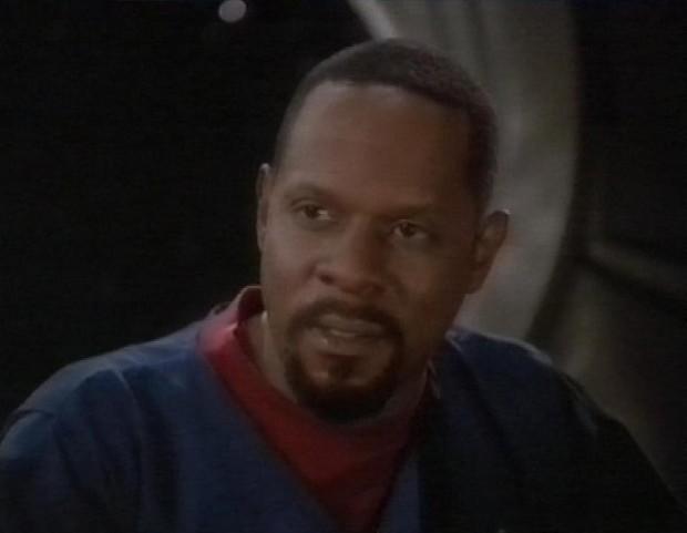 Sisko's Goatee