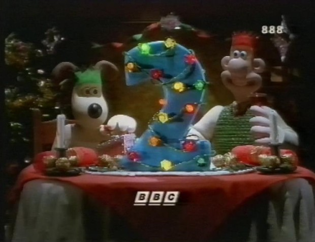 Wallace and Gromit BBC2 Ident