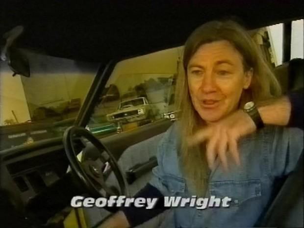 Geoffrey Wright