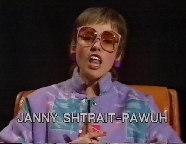 Janny Shtrait-Pawuh