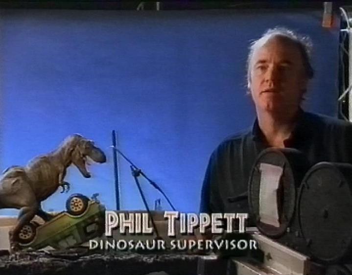 phil tippett jurassic park