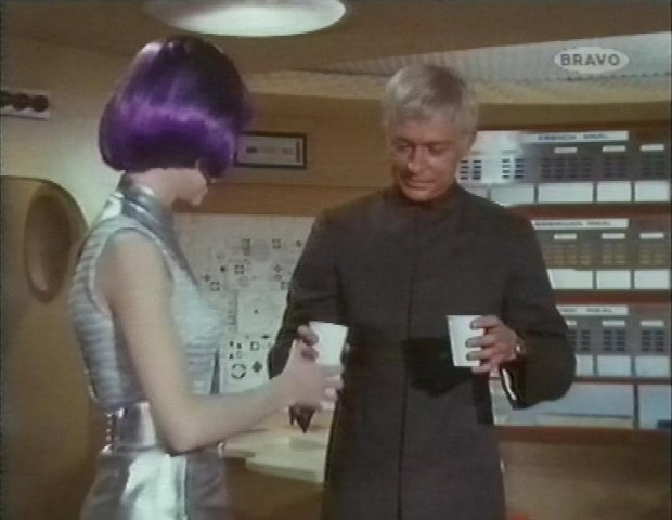 Straker gets the coffee