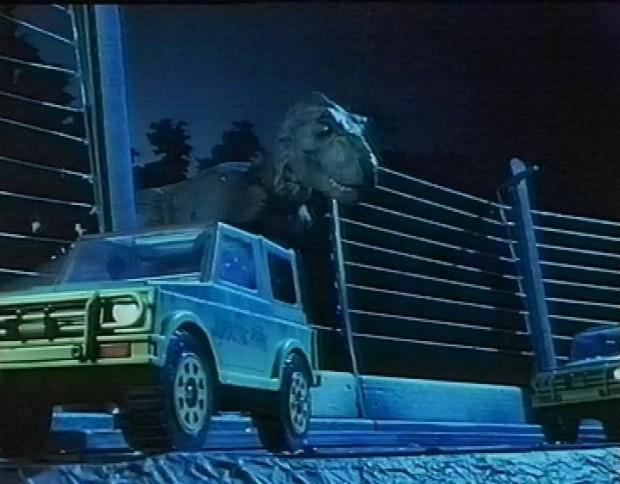 T Rex Animatic