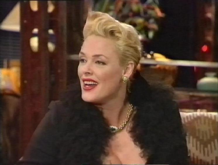 Brigitte Nielsen: A Trawl Through My VHS Library