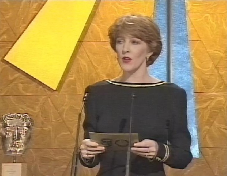 Bafta Awards 1990 Tape 1112 Vhistory